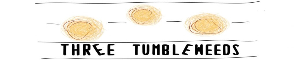 Three Tumbleweeds logo